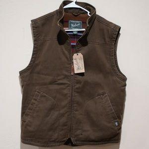 BNWT Woolrich Dorrington Vest sz Large